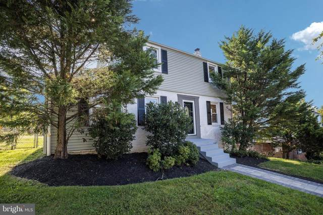 2815 63RD Place, CHEVERLY, MD 20785 (#MDPG576932) :: Blackwell Real Estate