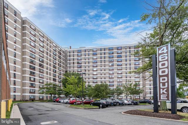 4600 Duke Street #508, ALEXANDRIA, VA 22304 (#VAAX249468) :: Ultimate Selling Team