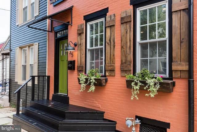 35 N Mary Street, LANCASTER, PA 17603 (#PALA168036) :: CENTURY 21 Core Partners