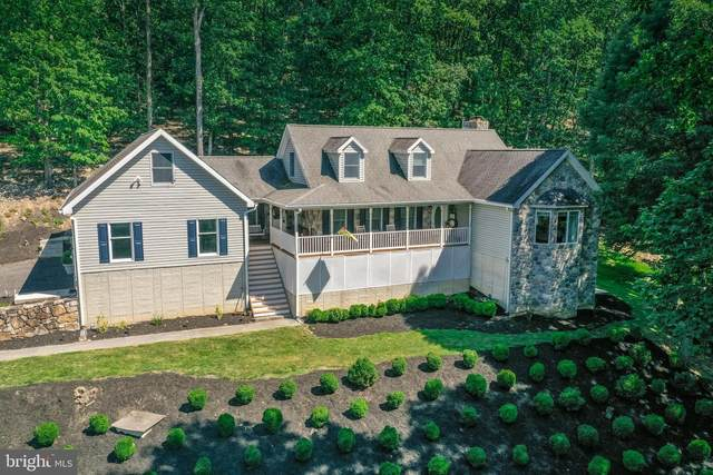 2080 Cheyenne Trail, GERRARDSTOWN, WV 25420 (#WVBE179320) :: Advon Group