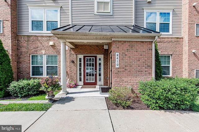 8410 Ice Crystal Drive L, LAUREL, MD 20723 (#MDHW283506) :: The Miller Team