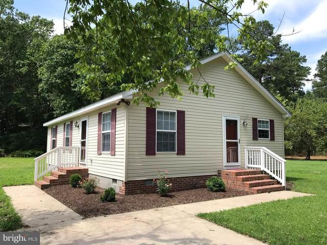 110 Oak Street, FRUITLAND, MD 21826 (#MDWC109250) :: BayShore Group of Northrop Realty