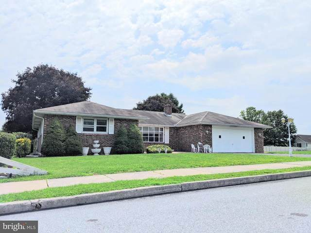 636 W Pajabon Drive, PALMYRA, PA 17078 (#PALN115046) :: The Joy Daniels Real Estate Group