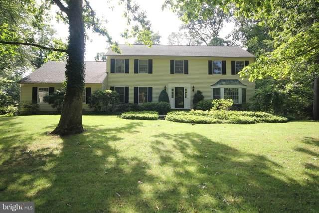 4 Red Oak Drive, PLAINSBORO, NJ 08536 (#NJMX124760) :: LoCoMusings