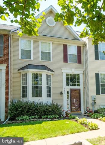 6630 Duncan Place, FREDERICK, MD 21703 (#MDFR268714) :: AJ Team Realty