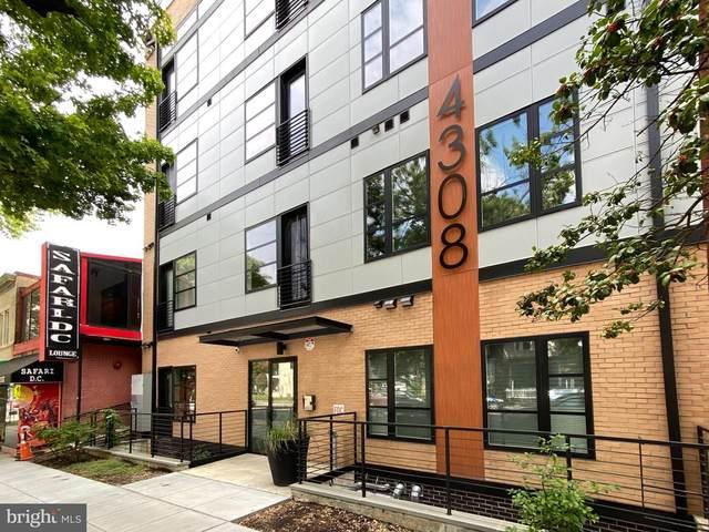 4308 Georgia Ave NW #302, WASHINGTON, DC 20011 (#DCDC481220) :: Crossman & Co. Real Estate