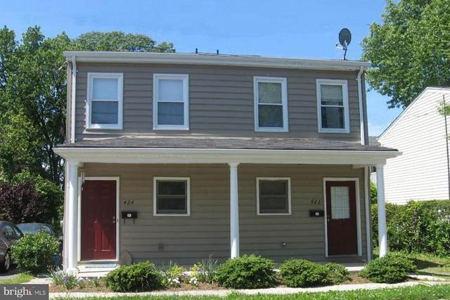 422 First Street, ANNAPOLIS, MD 21403 (#MDAA442790) :: Bob Lucido Team of Keller Williams Integrity