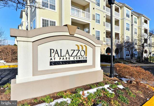 4550 Strutfield Lane #2305, ALEXANDRIA, VA 22311 (#VAAX249498) :: Colgan Real Estate