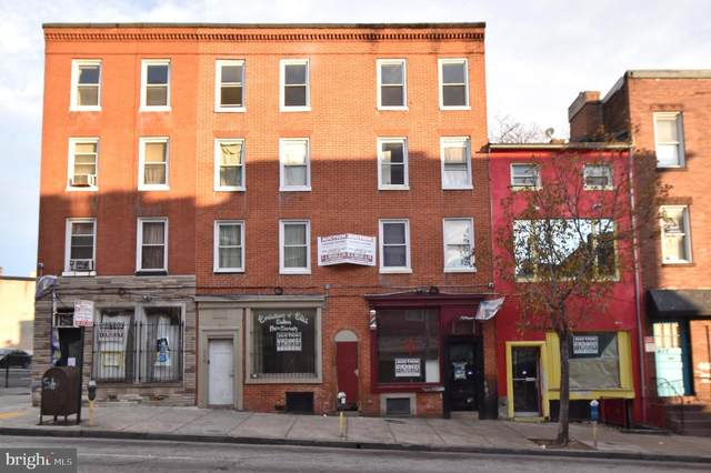 406 W Saratoga Street, BALTIMORE, MD 21201 (#MDBA519818) :: The Gus Anthony Team