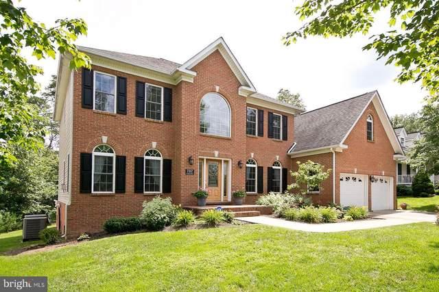707 S Lakeview Drive, CROSS JUNCTION, VA 22625 (#VAFV159064) :: John Lesniewski | RE/MAX United Real Estate