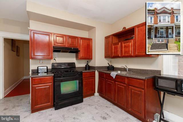 3026 Edmondson Avenue, BALTIMORE, MD 21223 (#MDBA519822) :: Jim Bass Group of Real Estate Teams, LLC