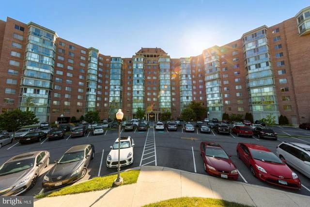 3200 N Leisure World Boulevard #517, SILVER SPRING, MD 20906 (#MDMC720146) :: Jennifer Mack Properties
