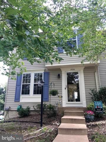 17030 Point Pleasant Lane, DUMFRIES, VA 22026 (#VAPW501722) :: The Riffle Group of Keller Williams Select Realtors