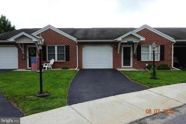 741 Fireside Drive, SHIPPENSBURG, PA 17257 (#PAFL174458) :: ExecuHome Realty