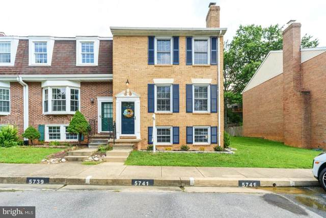 5741 Richardson Mews Square, HALETHORPE, MD 21227 (#MDBC502532) :: SURE Sales Group