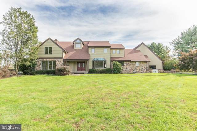 5 Mount View Court, NEWTOWN, PA 18940 (#PABU503786) :: Nexthome Force Realty Partners