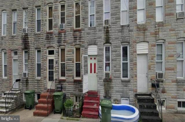 316 S Woodyear Street, BALTIMORE, MD 21223 (#MDBA519846) :: SURE Sales Group