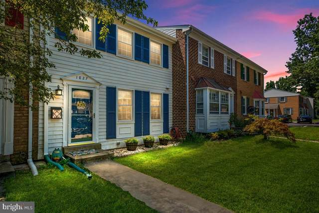 1827 Aberdeen Circle, CROFTON, MD 21114 (#MDAA442806) :: Revol Real Estate