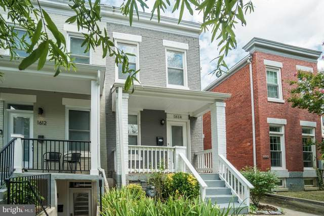1614 D Street SE, WASHINGTON, DC 20003 (#DCDC481296) :: AJ Team Realty