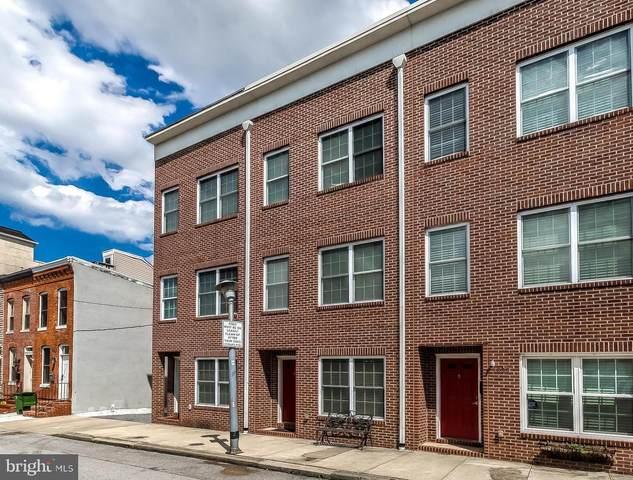 1335 Cooksie Street, BALTIMORE, MD 21230 (#MDBA519850) :: Revol Real Estate