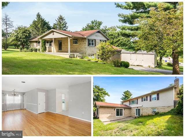 10223 Old Liberty Road, FREDERICK, MD 21701 (#MDFR268754) :: John Lesniewski   RE/MAX United Real Estate