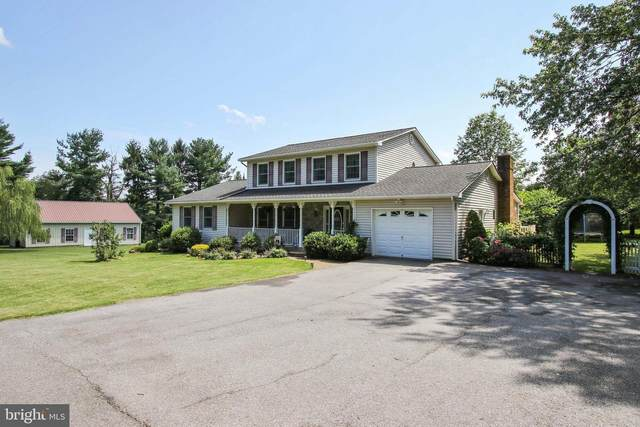 16455 Old Frederick Road, MOUNT AIRY, MD 21771 (#MDHW283560) :: Premier Property Group