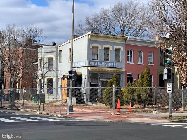 1900 16TH Street NW, WASHINGTON, DC 20009 (#DCDC481334) :: Crossman & Co. Real Estate