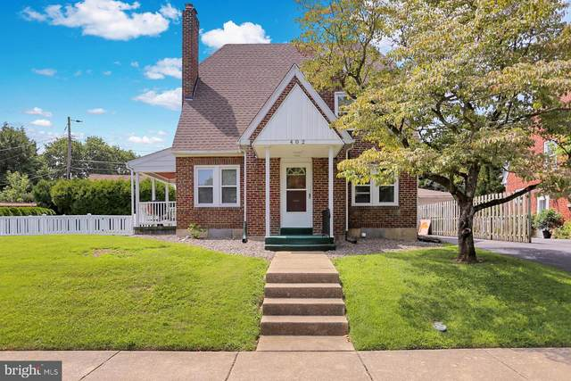402 Jefferson Boulevard, READING, PA 19609 (MLS #PABK362018) :: Kiliszek Real Estate Experts