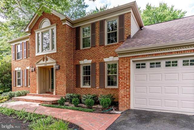 13603 Post Oak Court, CHANTILLY, VA 20151 (#VAFX1147124) :: Arlington Realty, Inc.