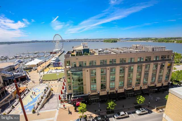 147 Waterfront Street #301, NATIONAL HARBOR, MD 20745 (#MDPG577070) :: Ultimate Selling Team