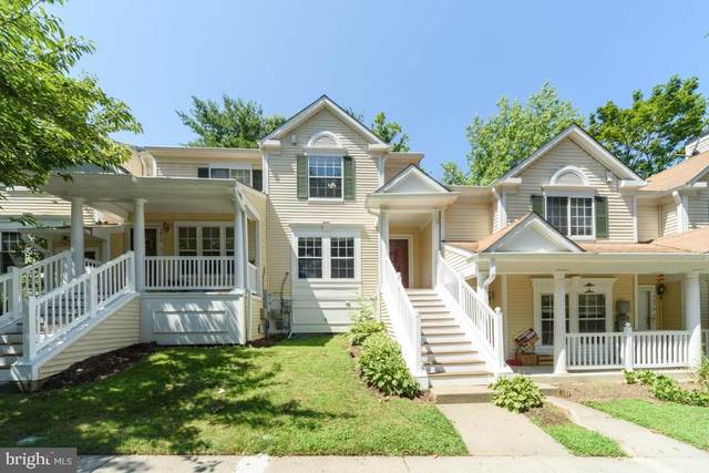 4870 Dorsey Hall Drive #8, ELLICOTT CITY, MD 21042 (#MDHW283570) :: The Miller Team