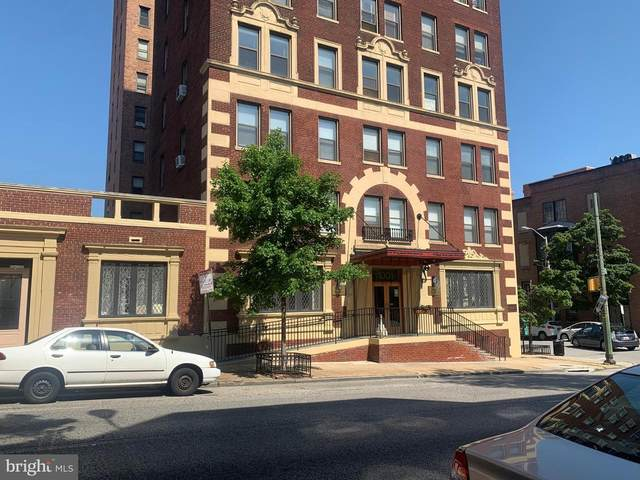 1001 Saint Paul Street 12G, BALTIMORE, MD 21202 (#MDBA519884) :: Colgan Real Estate