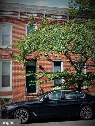 2016 Mcelderry Street, BALTIMORE, MD 21205 (#MDBA519886) :: Great Falls Great Homes