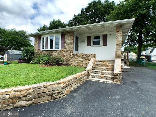 342 Townsend Road, BALTIMORE, MD 21221 (#MDBC502572) :: Peter Knapp Realty Group