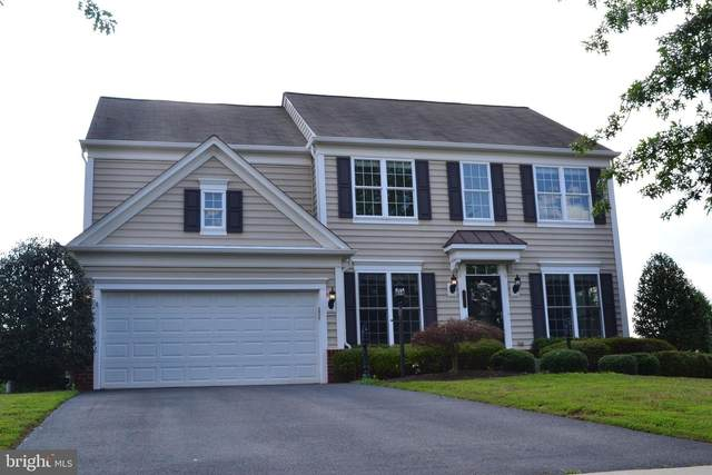 10810 Valley Falls Court, MANASSAS, VA 20112 (#VAPW501764) :: Sunita Bali Team at Re/Max Town Center