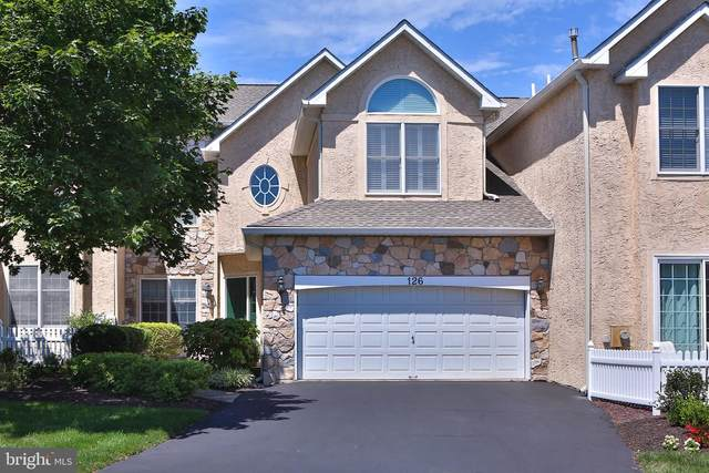 126 Sawgrass Drive, BLUE BELL, PA 19422 (#PAMC659444) :: The Dailey Group