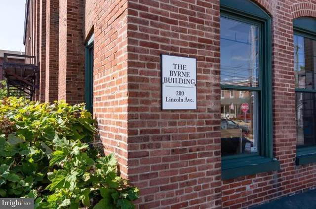 200 Lincoln Avenue #111, PHOENIXVILLE, PA 19460 (#PACT513308) :: RE/MAX Main Line