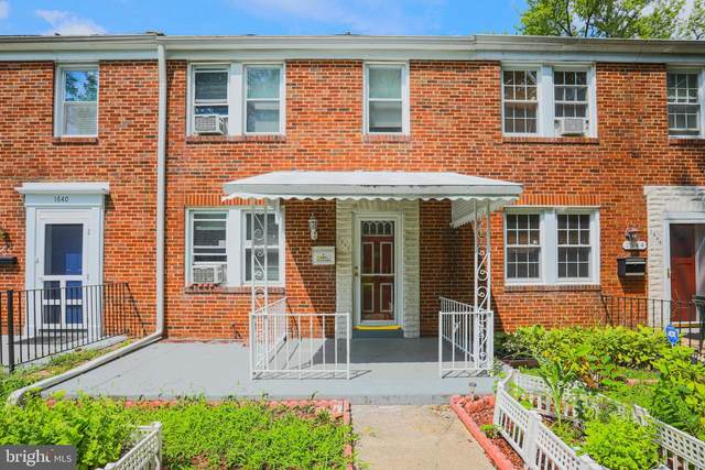 1642 Northwick Road, BALTIMORE, MD 21218 (#MDBA519900) :: The Redux Group