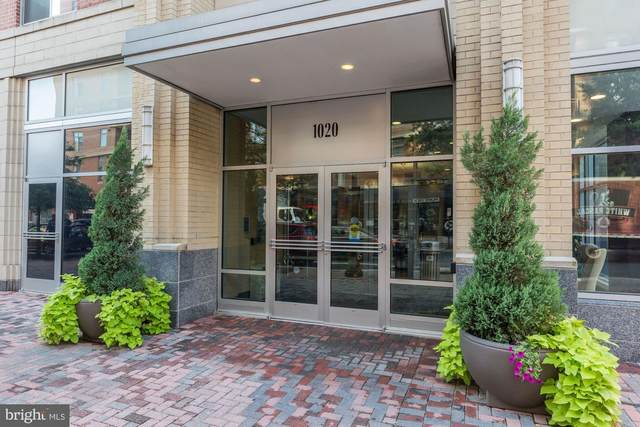 1020 N Highland Street #404, ARLINGTON, VA 22201 (#VAAR167532) :: Tom & Cindy and Associates