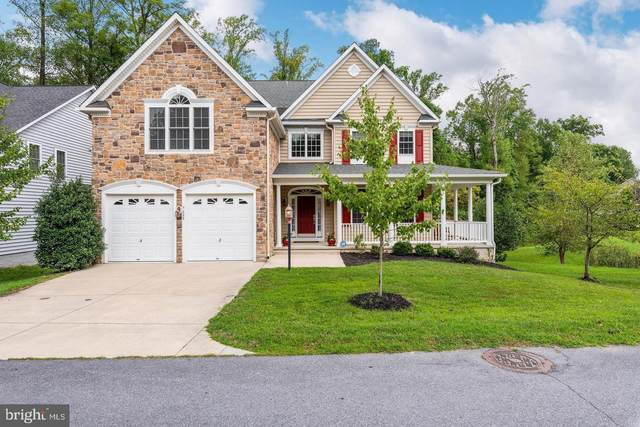 9628 Boundless Shade Terrace, LAUREL, MD 20723 (#MDHW283584) :: The Licata Group/Keller Williams Realty