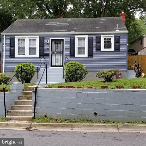 5105 Doppler Street, CAPITOL HEIGHTS, MD 20743 (#MDPG577132) :: Blackwell Real Estate