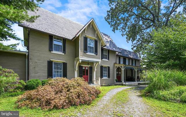 6235 Lawyers Hill Road, ELKRIDGE, MD 21075 (#MDHW283586) :: The Licata Group/Keller Williams Realty