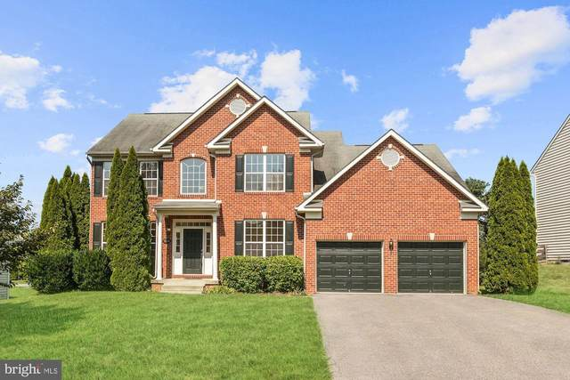 9536 Morning Walk Drive, HAGERSTOWN, MD 21740 (#MDWA173912) :: ExecuHome Realty
