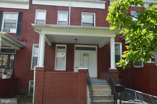 3620 Cottage Avenue, BALTIMORE, MD 21215 (#MDBA519954) :: Speicher Group of Long & Foster Real Estate