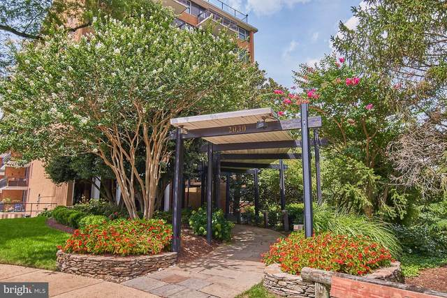2030 N Adams Street #608, ARLINGTON, VA 22201 (#VAAR167550) :: The Riffle Group of Keller Williams Select Realtors