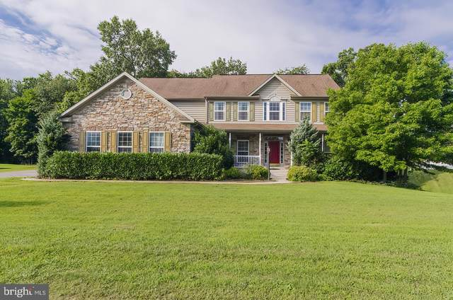 67 Rivanna Run, FALLING WATERS, WV 25419 (#WVBE179368) :: AJ Team Realty