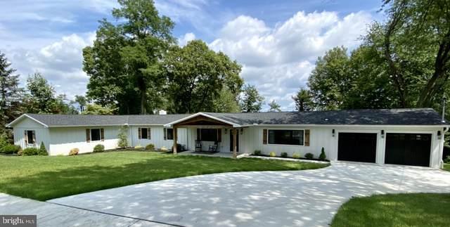 345 Hillside Drive, NEW CUMBERLAND, PA 17070 (#PACB126610) :: The Joy Daniels Real Estate Group