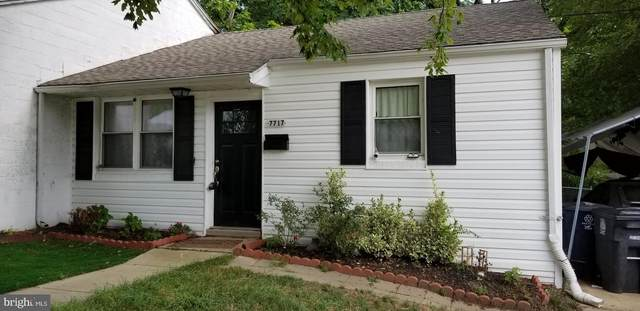 7717 Normandy Road, LANDOVER, MD 20785 (#MDPG577158) :: Tom & Cindy and Associates