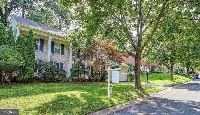 18821 S Meadow Fence Road, MONTGOMERY VILLAGE, MD 20886 (#MDMC720348) :: Pearson Smith Realty