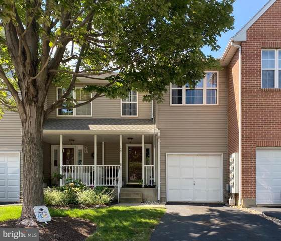 149 Bishops Gate Lane #116, DOYLESTOWN, PA 18901 (#PABU503900) :: Nexthome Force Realty Partners